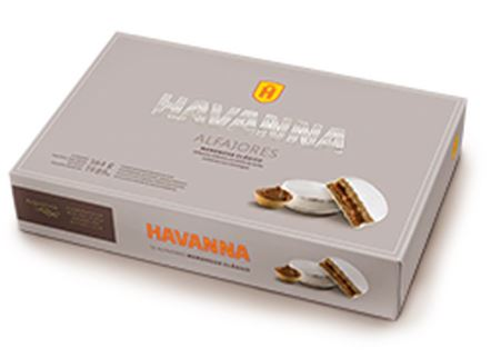 Alfajor Havanna glaseado cajaJPG