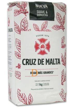 Cruz Malta hoja gde 1 kgs