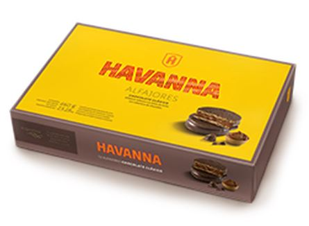 Havanna Chocolate x 12 u