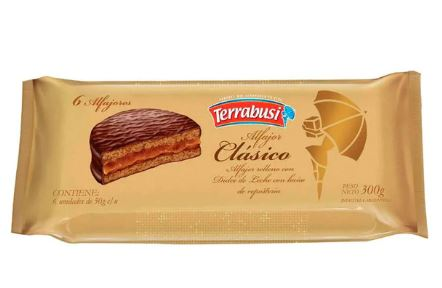 Terrabusi chocolate x 6 u