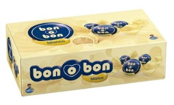 Bon o bon blanco caja