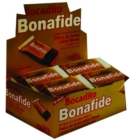 Bonafide rhum caja