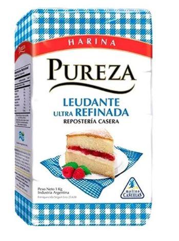 Harina Leudante Pureza 1kgr