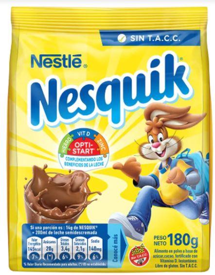Nesquik cacao180gJPG