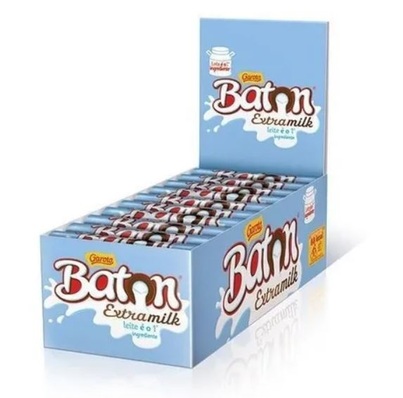 baton extra leche caja