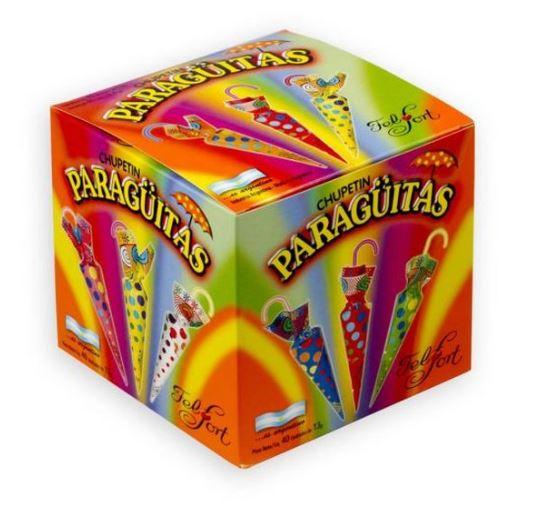 caja paraguitas