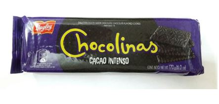 chocolina intenso 170g