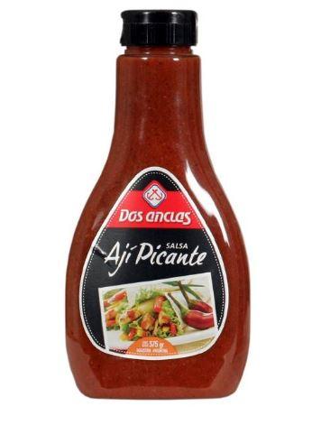 dos anclas salsa aji picante