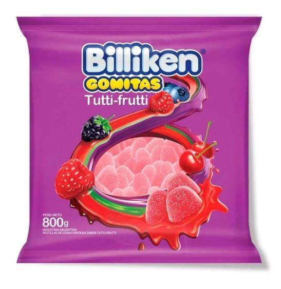 gomitas tutti frutti