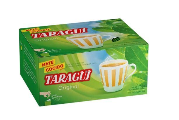 taragui 50 saquitos